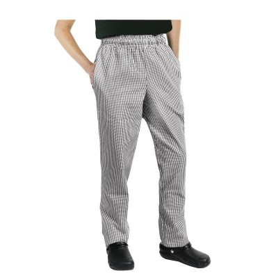Vegas Blue & White Chefs Trousers