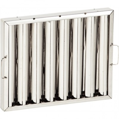 Stainless Steel Baffle Filter For Canopies