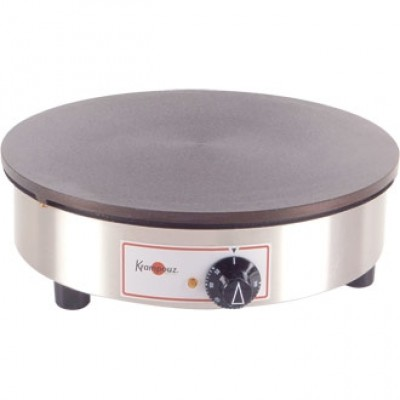 Krampouz Electric Stainless Steel Crepe Maker