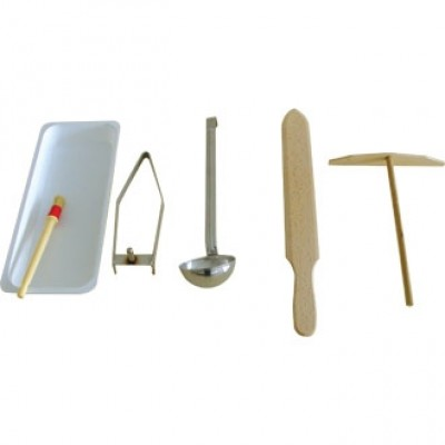 Crepe Making 6 Piece Accessory Kit