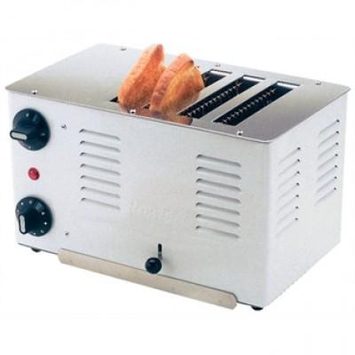 4ATW-131 Rowlett Rutland Regent Toaster 4 Slot - White