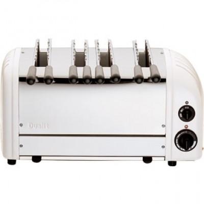 41034 Dualit 4 Slot  Sandwich Toaster - White
