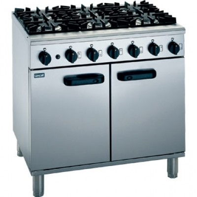 SLR9/N - Lincat Natural Gas Range