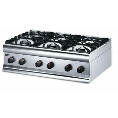 HT9/P Lincat 6 Burner Boiling Top Propane Gas