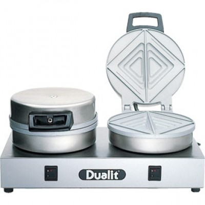 73002 Dualit Contact Double Plate Toaster