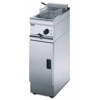 J6 Lincat Silverlink 600 Free Standing 9ltr Single Fryer