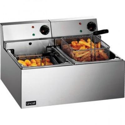 LDF2 Lincat 2 x 4ltr Double Fryer