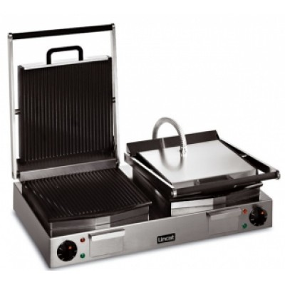 LPG2 Lynx 400 Double Contact Grills- Ribbed Plates
