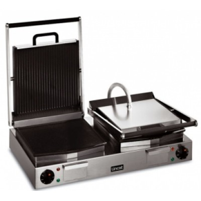 LRG2 Lynx 400 Double Contact Grills- Ribbed/Flat Plates