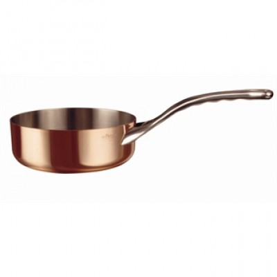 Inocuivre Copper Straight Saute Pan