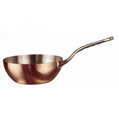 Inocuivre Copper Conical Saute Pan