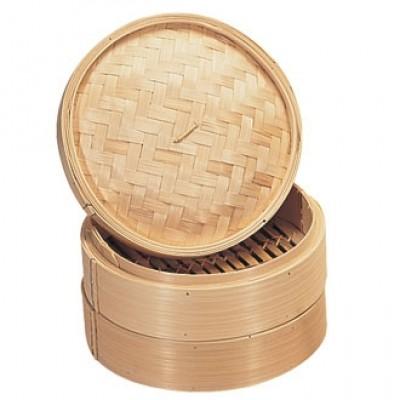 Bamboo Steamer 203mm