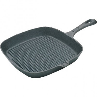 Ribbed Skillet - Square