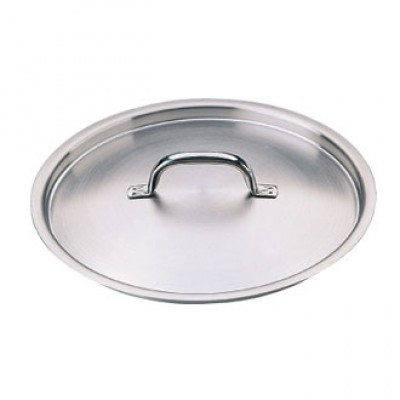 Vogue Stainless Steel Lid