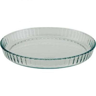 Pyrex Quiche Dish
