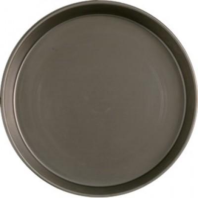 Black Iron Pizza Pan - 1.5'' Deep