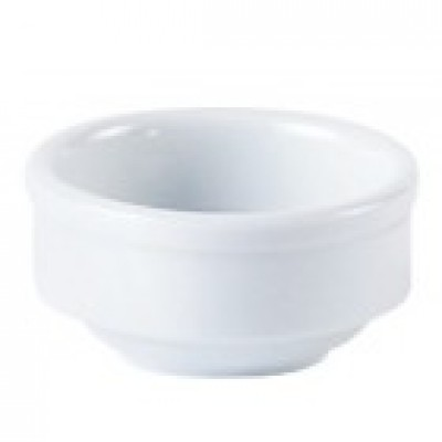 Porcelite Focus Butter/Jam Bowl