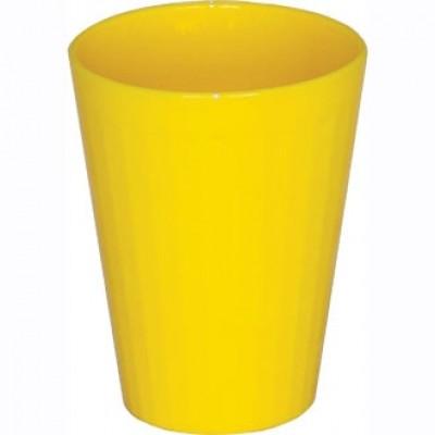 Kristallon Yellow Polycarbonate Tumbler
