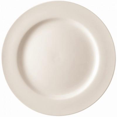 Lumina Fine China Wide Rim Round Plate 125mm