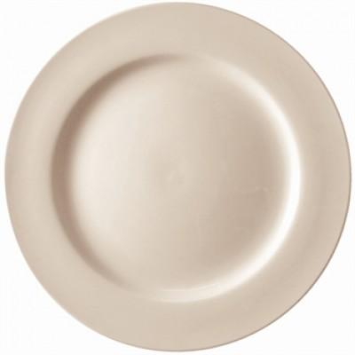 Lumina Fine China Wide Rim Round Plate 152mm