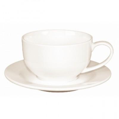 Lumina Fine China Low Round Espresso Cup