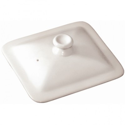 CD721 Olympia Whiteware Gastronorm Lid 1/6 Size
