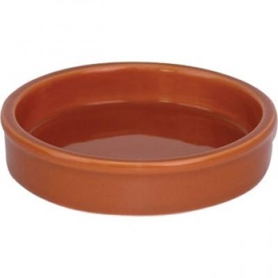CD741 Olympia Stacking Dish (Rustic) 134mm dia