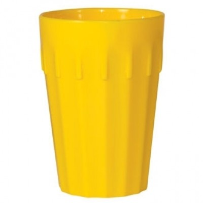Kristallon Yellow Polycarbonate Tumbler