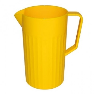 Kristallon Polycarbonate Yellow Jug