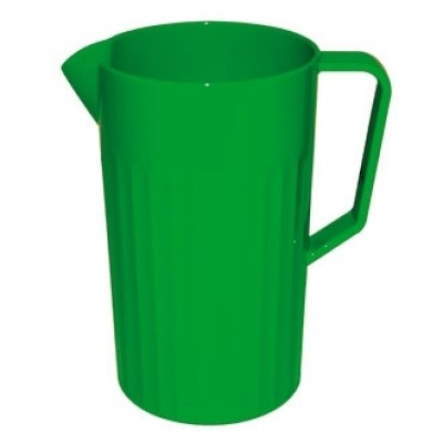 Kristallon Polycarbonate Green Jug