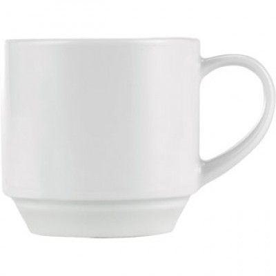 Churchill art de cuisine menu stacking tea cup 210ml for Art de cuisine by churchill