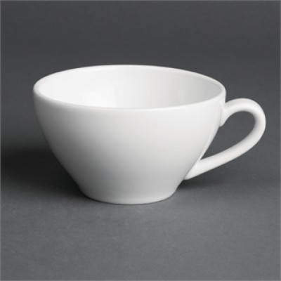Royal Porcelain Classic White Tea Cup 230ml