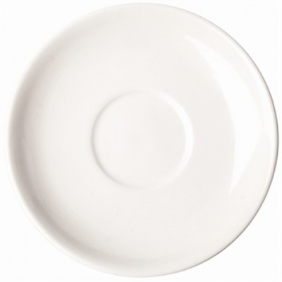 Royal Porcelain Classic White Saucer 150mm