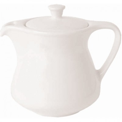 Royal Porcelain Classic White Tea Pot 750ml