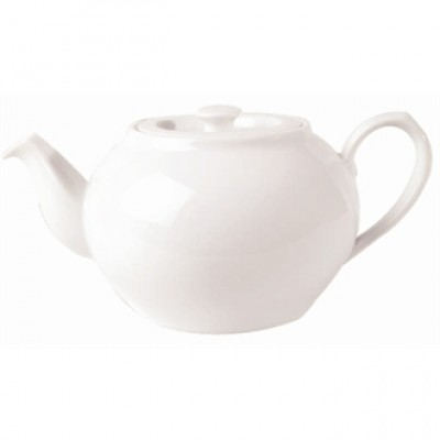 Royal Porcelain Classic Oriental Teapot with Lid