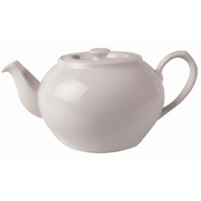 Royal Porcelain Classic Oriental Teapot with Lid 1Ltr