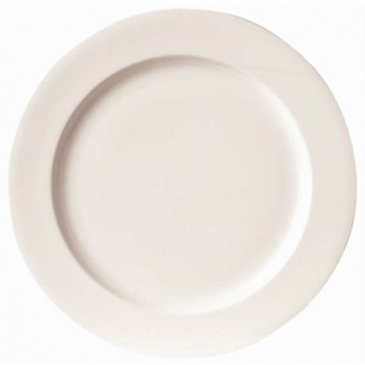 Royal Bone China Bone Ascot Plate 240mm