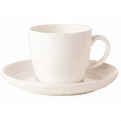 Royal Bone China Bone Ascot After-Dinner Coffee Saucer