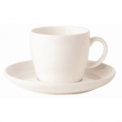 Royal Bone China Bone Ascot Coffee Saucer