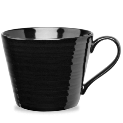 Churchill Art de Cuisine Snug Mug Black