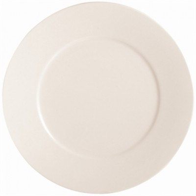 Chef & Sommelier Embassy White Flat Plate 140mm