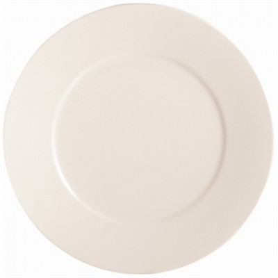 Chef & Sommelier Embassy White Flat Plate 210mm