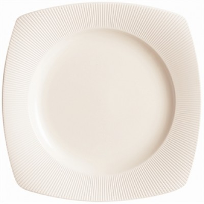 Chef & Sommelier Ginseng Square Plate 150mm