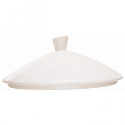 Chef & Sommelier White Purity Lid Angulaire & Ronde Small 90mm