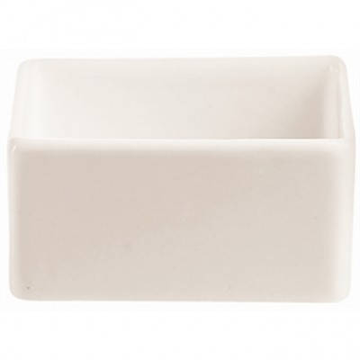Chef & Sommelier Purity Sticky Bowl Square Blanc