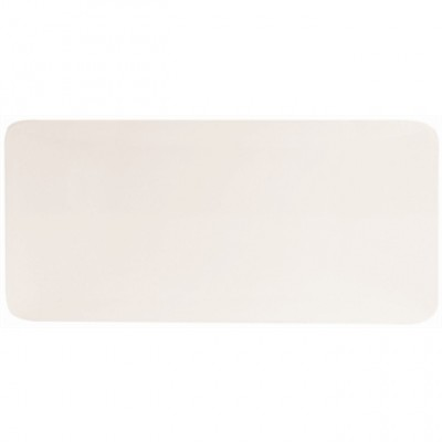 Chef & Sommelier Purity Ultra Flat Oblong Plate 140 x 65mm