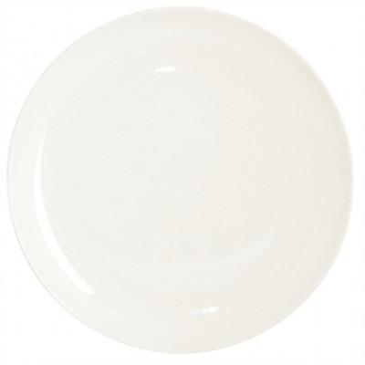 Lumina Fine China Round Coupe Plate 152mm