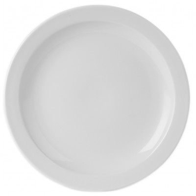 Simply Narrow Rim Plate 6½""
