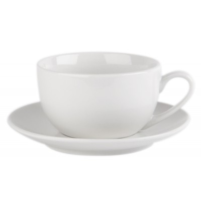 Simply Bowl Shaped Tea Coffee Cup 8oz