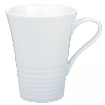 Porcelite Focus Latte Mug 330ml
